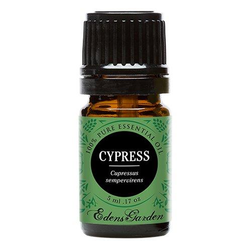 Cypress 100% Pure Therapeutic Grade Essential Oil by Edens Garden- 5 ml