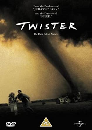 Twister DVD 1996 Amazoncouk Helen Hunt Bill Paxton Cary