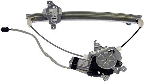xterra rear window regulator - 5