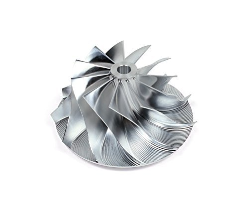 - DieselSite Billet Turbo Compressor Wicked Wheel 2 for 06-07 Duramax LBZ