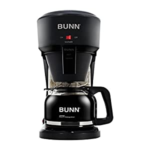 BUNN 45700.0006 Speed Brew Outdoorsman Coffeemaker, Black from BUNN