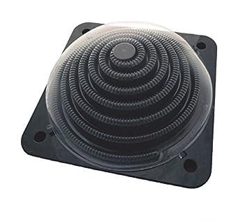 Calentador solar para piscina well2wellness® / calefacción de piscina solar Powerkugel