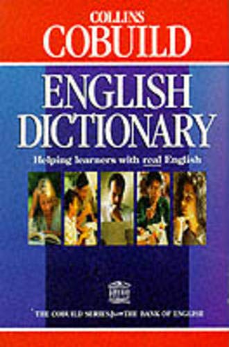 Collins Cobuild English Dictionary Collins Henry H Jr 9780003709414 Books