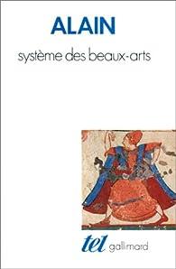 Système des beaux-arts par  Alain