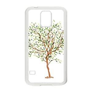 The Tree Hight Quality Plastic Case for Samsung Galaxy S5