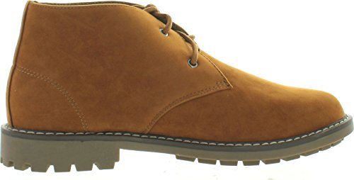 Flying Deer Suntum Boots 1 Brown Mens Chukka Flying Deer zq1wrBxz