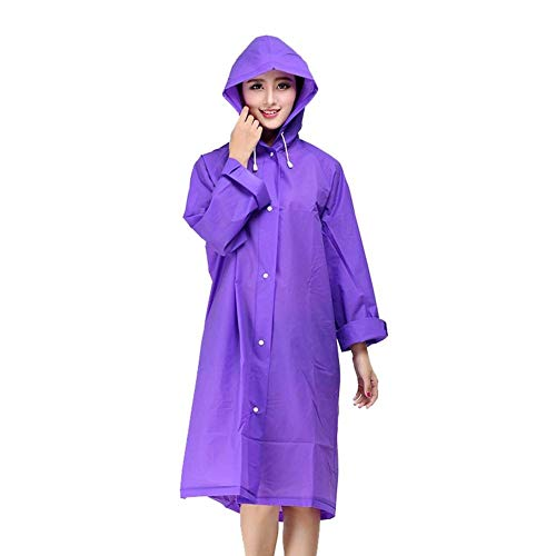 Capucha Impermeable Las Al Mujeres Gabardina Chaqueta Libre Violett Aire La De Con Sólido Color Casuales Del Cordón Moda grgxnRw
