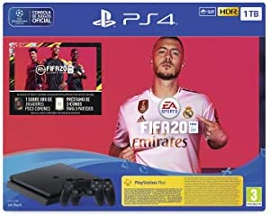 PlayStation 4 (PS4) + FIFA 20/FUTVCH/PS y días +DS4 v2 ...