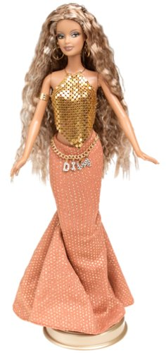 Barbie Diva Collection All That Glitters Sublime Diva Collector Edition Doll (2002)