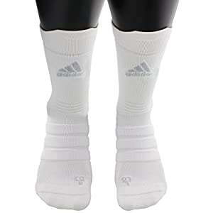 adidas Alphaskin Ultralight Crew Socks (1 Pack)