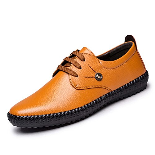 Shoes Men's Loafers & Slip-ONS Comfort Leather Leather Leather Spring Summer Fall Casual Office & Career Party & Evening Walking... B078R3PMFW Shoes e137c4