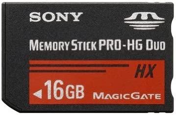Sony MS-HX16A - Tarjeta de Memoria Sony Memory Stick de 16 ...