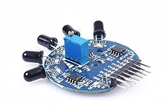 KNACRO Flame sensor module 5-way Dual analog-digital output