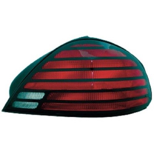(Go-Parts ª OE Replacement for 1999-2005 Pontiac Grand Am Rear Tail Light Lamp Assembly/Lens/Cover - Right (Passenger) Side - (SE + SE1 + SE2) 22612876 GM2801167 for Pontiac Grand Am)