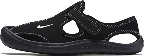 (NIKE Sunray Protect (PS) Little Kid's Shoes Black/White/Dark Grey 903631-001 (3 M US))