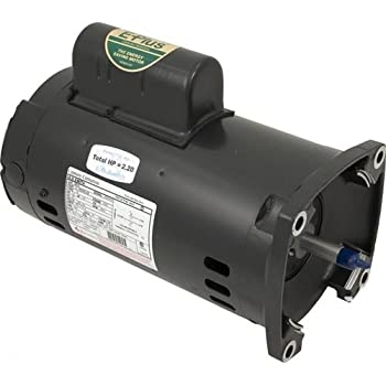 Pentair ae100fll 1 1 2 hp motor replacement for Pentair pool pump motor