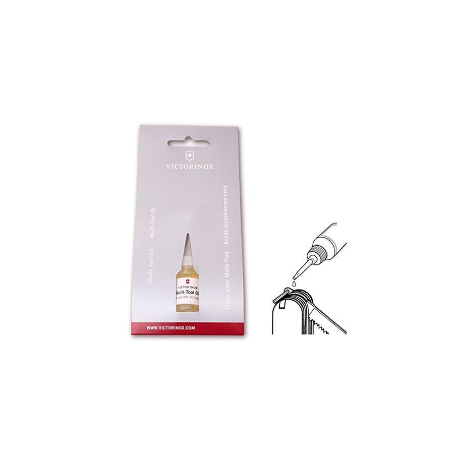 Victorinox Pocket Knife Sharpener & Multi Tool Oil set