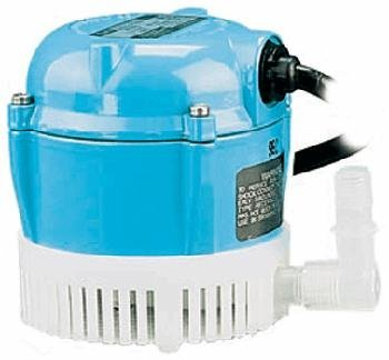 Little Giant 501016 1-Y 230V Small Submersible Pump 205 GPH At 1'