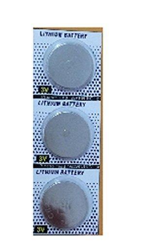 3 Replacement Batteries for Genie GIT-1 Garage Door Remot...