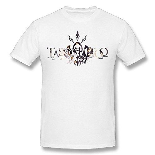 CZHYMY Men's Taboo Tattoo T Shirt