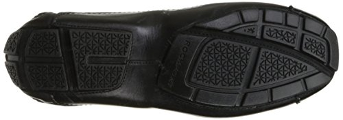 Rockport Mænds Luksus Cruise Center Sting Slip-on Dagdriver Sort CErta85dea