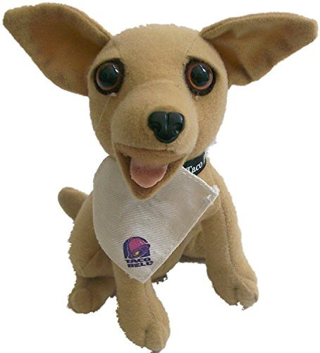 Taco Bell Talking Chihuahua Dog You're Getting Hungry Very Hungry by (Taco Bell Chihuahua)