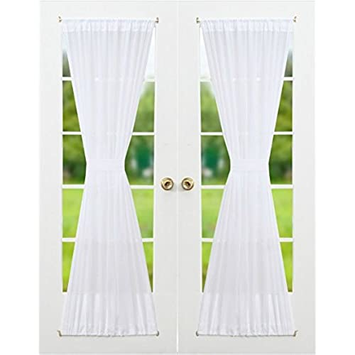 French Window Curtains: Amazon.com