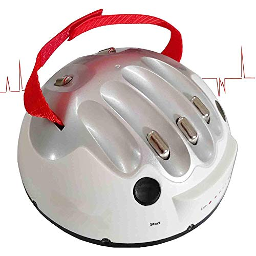 ZS-Juyi Micro Electric Shocking Lie Detector Game Detector Shocking Liar Novelty Game Interesting for Partys