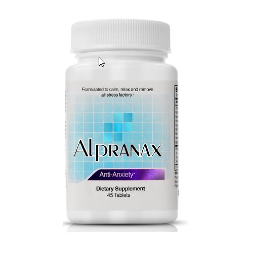419YDnie%2BWL - Alpranax Herbal Relaxation and Stress Reduction Supplement -- Natural Stress Management Pills with Ashwagandha -- Improve Mood - Calm the Mind - Reduce Irritability & Tension - Sleep Better (45 tabs)
