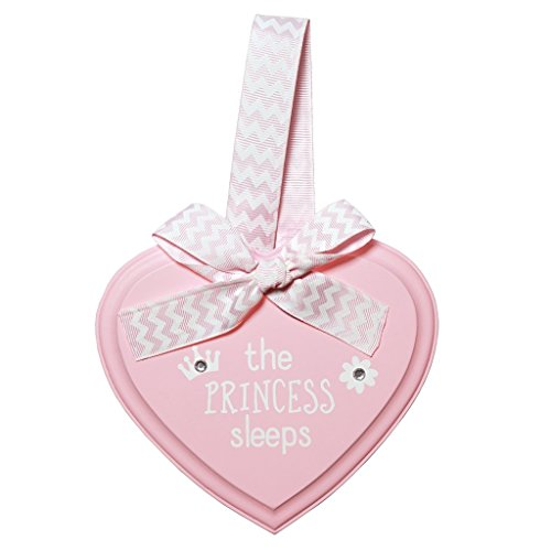 (C.R. GIBSON DOOR HANGER - THE PRINCESS SLEEPS)