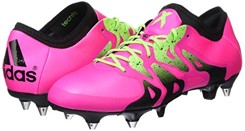 Homme 15 Pink Core Football De 1 shock Black X Adidas Pour Rose Sg Chaussures Solaire Vert 1Iwpq8PAW