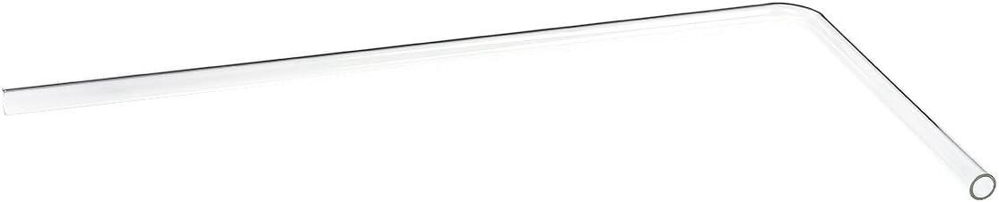 Alphacool 18498 HardTube 13/10mm 90° Borosilicate Glass 20/40cm Water Cooling Hard Tubes