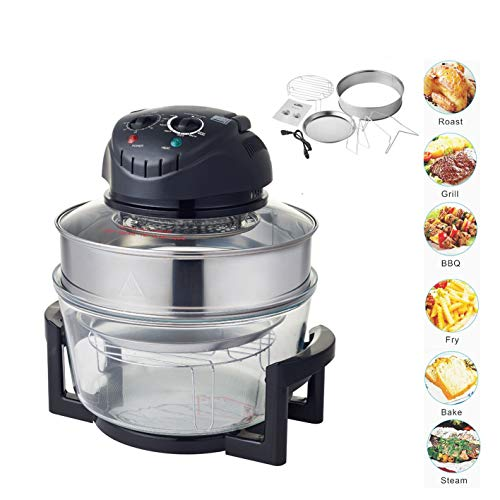 1200w halogen convection oven - 9