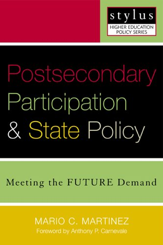 Postsecondary Participation and State Policy: Meeting the Future Demand (Higher Education)