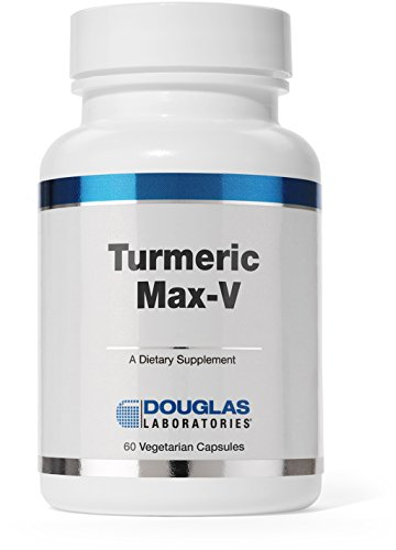 Douglas Laboratories® - Turmeric Max-V - Standardized Curcumin to Support Joint and Muscle Function* - 60 Capsules