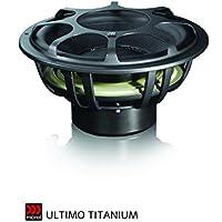 Morel Ultimo Ti 802 8 Ultimo Titanium Series 2-Ohm Ultimate SQ Subwoofer
