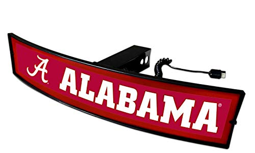 (SLS Alabama Crimson Tide Light Up Hitch)
