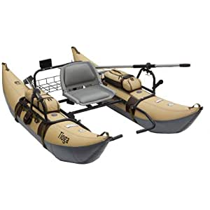 Classic Accessories Tioga 9' Inflatable Deluxe Pontoon