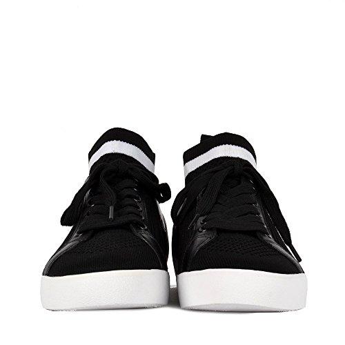 Femme Baskets Noir Chaussures Ash Nolita Footwear twCanqX