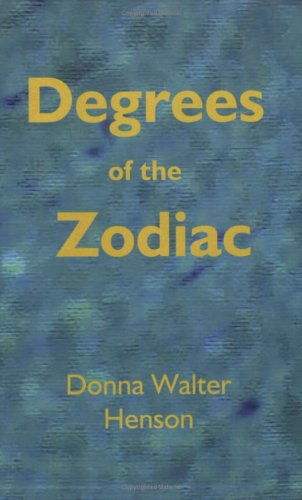 Degrees of the Zodiac