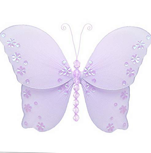 - Gatton Hanging Butterfly Medium 10