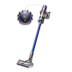 Twice the suction of any cord-free vacuum.¹ Cord-free cleaning, made easier. Intelligently optimizes suction and run time, to deep clean everywhere. With fade-free battery power and a battery-saving trigger. And real-time reporting on the LCD sc...
