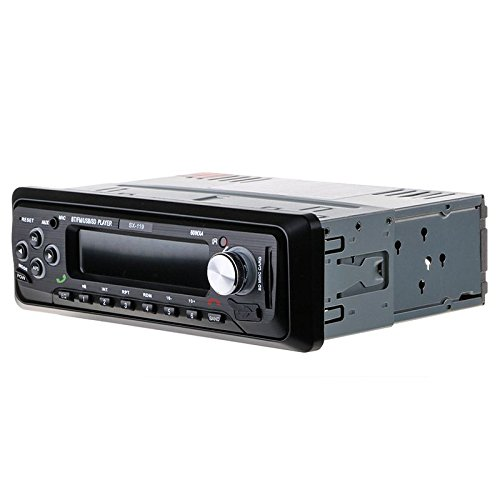 Toogoo NEW 12V Bluetooth Car Radio Player Stereo FM MP3 USB SD AUX Audio Auto Electronics autoradio 1 DIN oto teypleri radio para carro