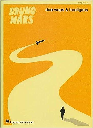 Bruno Mars Doo Wops Hooligans Easy Piano Amazon It Mars Bruno Libri In Altre Lingue