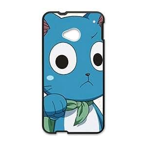 Cartoon Cute White Phone Case for HTC M7