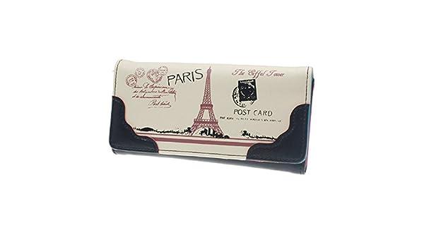 Genven Productos caseros fáciles de Usar Billetera Eiffel ...