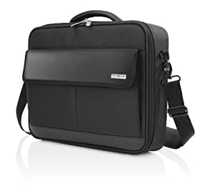 "Belkin F8N204ea - Maletín Business Clamshell para ordenador portátil de 15.6"", negro"