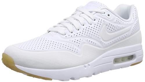 info for ee9ea 031f6 Nike Mens Air Max 1 Ultra Moire WhiteWhite Running Shoe 9 Men US - Buy  Online in Oman.  Shoes Products in Oman - See Prices, Reviews and Free  Delivery in ...
