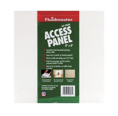 Fluidmaster AP-0808 8'' X 8'' Access Panels by Fluidmaster