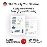 Canon Genuine Toner Bundle 131 (6270B007), 4 Pack